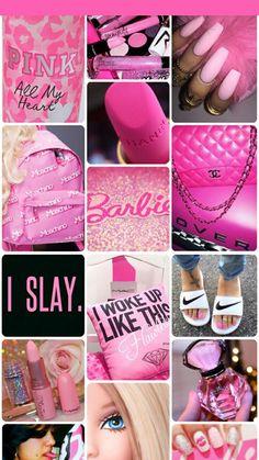 pink everythinq.