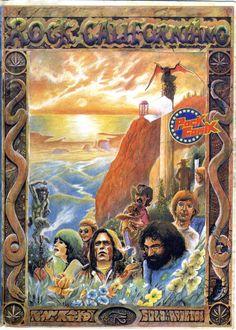 ROCK COMIX (ZANOLETTY, 1976) PRIMERA EPOCA 5
