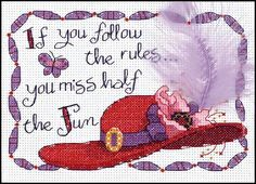 red hat society clipart - Google Search