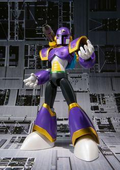 """D-Arts Vile """"Megaman X"""""""