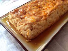 Leche asada light a la naranja - Fran is in the Kitchen Hispanic Desserts, Chilean Recipes, Chilean Food, Sin Gluten, Kitchen Recipes, Flan, Nutella, Sugar Free, Banana Bread