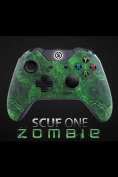 Xbox One custom controller, zombie
