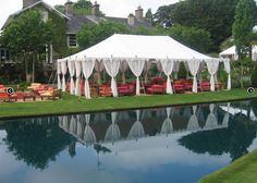 Re-pin!  #wedding marquees, Indian style wedding marquee from Raj Tents