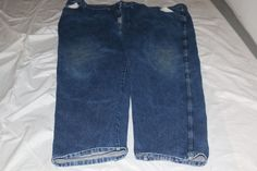 Wrangler rugged wear 60x34 mens blue jean #Wrangler #Relaxed
