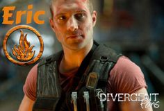 Jai Courtney Confirmed as Eric (Dauntless Leader) in The Divergent Movie