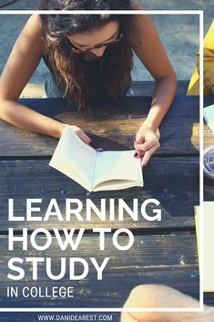 10 tips to teach you how to study in college