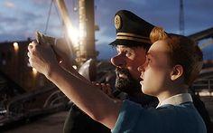 The Adventures of Tintin ****