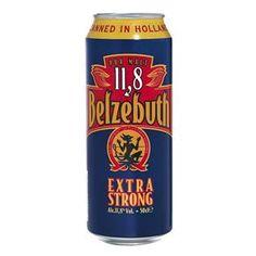 Cerveja Francesa Belgian Strong Ale Belzebuth 11,8% 500ml