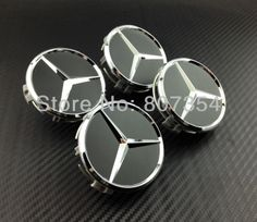 1000 images about hub caps on pinterest hub caps baby for Mercedes benz black center caps