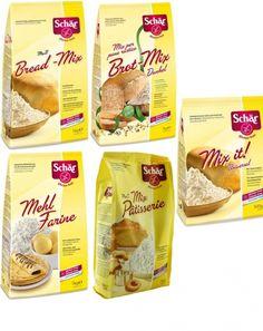 Bezlepkové zmesi SCHÄR Snack Recipes, Snacks, Chips, Bread, Food, Tapas Food, Appetizer Recipes, Appetizers, Meal