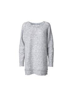 Isotta long grey knit - # Q56560003 - By Malene Birger Autumn Winter 2014 - Women's fashion