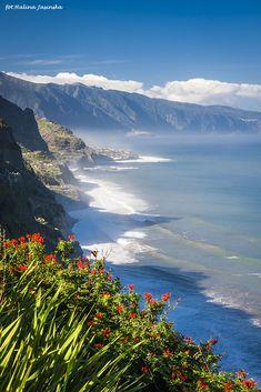 """jasilak: """" Madeira, Portugal Halina Jasińska Copyright © 2016 You can support me…"""