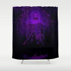Kuan Yin Shower Curtain Free Shipping+15% off Tapestries. Promo Link...http://bit.ly/1UzWHh8   #tapestry #art #society6 #society6artists @society6 #promo
