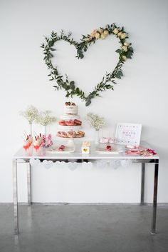 Mom & Me Valentine's Day Party on Kara's Party Ideas | KarasPartyIdeas.com (8)
