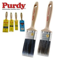 Purdy Corp. was founded in 1925 when S. Desmond Purdy began to buildpaintbrushes with an unwavering commitment to quality and attention to detail. Today the company maintains that tradition with a staff of dedicated brushmakers who still apply their personal decals to each brush. The company employs 450 people at its two locations.
