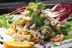 food in monsoon season 10 Asian Seafood Recipe, Seafood Boil Recipes, Seafood Soup, Seafood Salad, Pasta Salad, Detox Tea Diet, Detox Drinks, Healthiest Seafood, Cooking Recipes