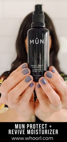 It's absolutely no surprise that I adore the entire lineup by MUN. I've written about the products more times than I can count as they consistently hold a spot in my daily skincare routine. This skincare product seriously makes my skin (and routine) so easy!