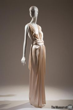 Evening Dress Yves Saint Laurent, 1978 The Museum at FIT
