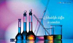 De meeste cosmetica die verkocht wordt bevat vele chemischeingrediënten. Hier vind je een uitleg over de meest gangbare ingrediënten.