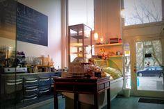 Cuore di Vetro: gelato and coffee
