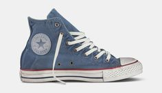Converse Chuck Taylor All Star: Colección Well Worn (primavera verano 2013)