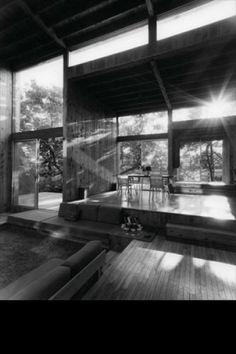 bonaguidi house. fire island modernist + horace gifford.