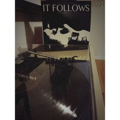 "#nowspinning - ""It Follows"" OST by Disasterpeace (2015) 