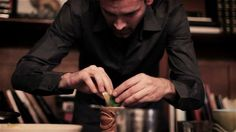 #SOHOHOUSE Cocktail night with Ben Reed. Video by sohohouse.