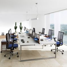 Bn Office Solution Squart Bureaus Sfeer Bench Werkplek 2 Rohde Grahl