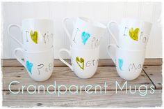 grandparent mug #levana