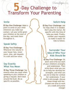 5 Super Simple Habits that Will Transform Your Parenting