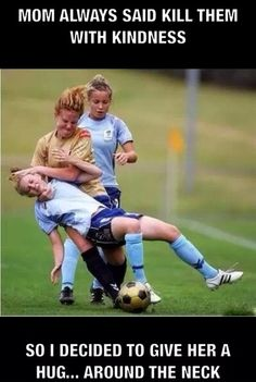 A collection of funny sports pictures and gifs, showing how not to do things. A funny album full of hilarious sports fails. Soccer Girl Probs, Girls Soccer, Play Soccer, Soccer Stuff, Soccer Referee, Soccer Cleats, Basketball, Soccer Ball, Funny Shit