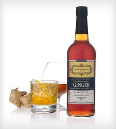 Ginger Cocktail Mix