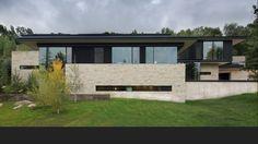 "Aspen Residence_Aidlin Darling Design_letter ""A"" #alphabetofhouses"