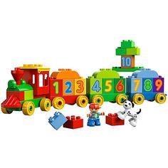 Lego 10558 Duplo Getallentrein
