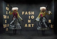 "20 minutos, Panorama, Diario de Cuba, and other Cuban media sources report on the ""Fashion Art"" project, in which artists are involved in painting dresses for the exhibition. Cubans artists Eduardo…"