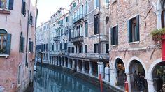 River side in Venice.