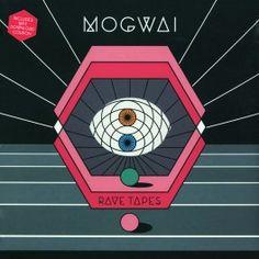 Mogwai Rave Tapes LP Vinil 180 Gramas + Download Rock Action Records 2014 EU - Vinyl Gourmet