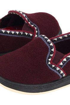 Foamtreads Kids Buggy (Toddler/Little Kid) (Burgundy) Boys Shoes - Foamtreads Kids, Buggy (Toddler/Little Kid), Buggy, Kids' Shoes Boys Toddler Slipper, Slipper, Closed Footwear, Footwear, Shoes, Gift, - Street Fashion And Style Ideas