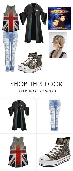 """""""Abi chapter 8"""" by deatheater ❤ liked on Polyvore featuring Hudson and Rock & Candy"""