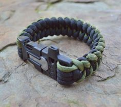 The FireKable Paracord Bracelet-In a survival situation a fire is life, and you would be amazed at just how far a little bit of cordage can get you! This tool will make sure that you can start a fire whenever, wherever you need it. And it will give you over 80 feet of fully functional cordage. http://linktrack.info/firekable