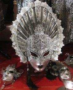 Silver Masque