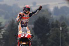 Kontak Perkasa Futures: Bos Honda Terkejut dengan Performa Marc Marquez di MotoGP 2016