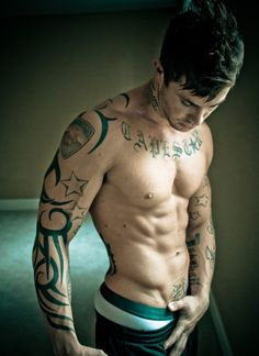 Alucinado #Hot #Sexy #Male #Men #Hunk #Tattoo