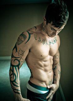Alucinado #Hot #Sexy #Male #Men #Hunk #Tattoo
