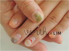 ZOZOPEOPLE | virth+LIM - Christmas nail