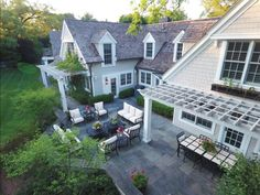 O'Brien Landscape transforms an ordinary backyard into an outdoor refuge.