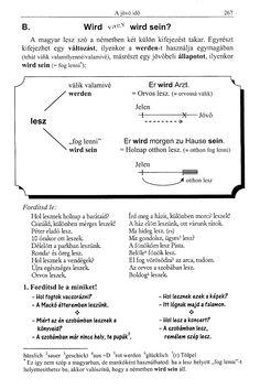 Maklári Tamás - Német nyelvtani ABC Languages, Sheet Music, German, Learning, Knitting, Learn German, German Language Learning, Grammar, Knowledge