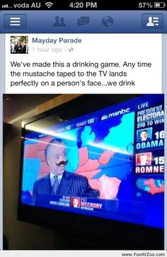 Funny Drinking game