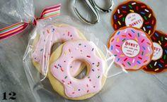 20 Donut Party Ideas - Sugar Bee Crafts